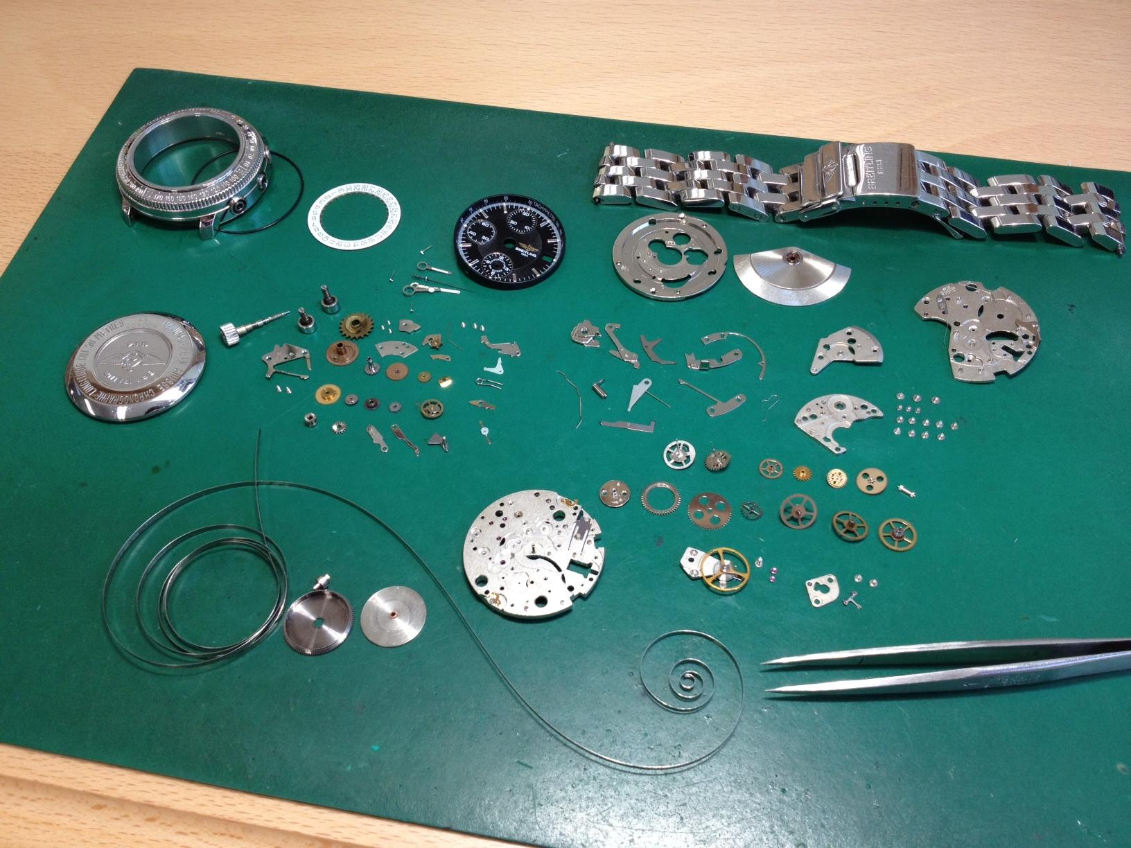 ROLEX OMEGA お問い合わせ 時計 修理 電池交換 静岡県 藤枝市