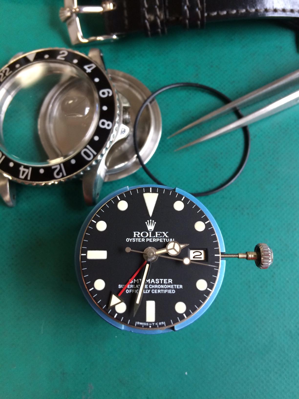 殿、ご乱心。。。!?静岡県藤枝市 時計 修理 ROLEX