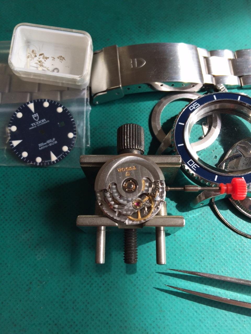 雛燕が羽化しましたよ〜からの入梅。静岡県藤枝市 時計 修理 ROLEX