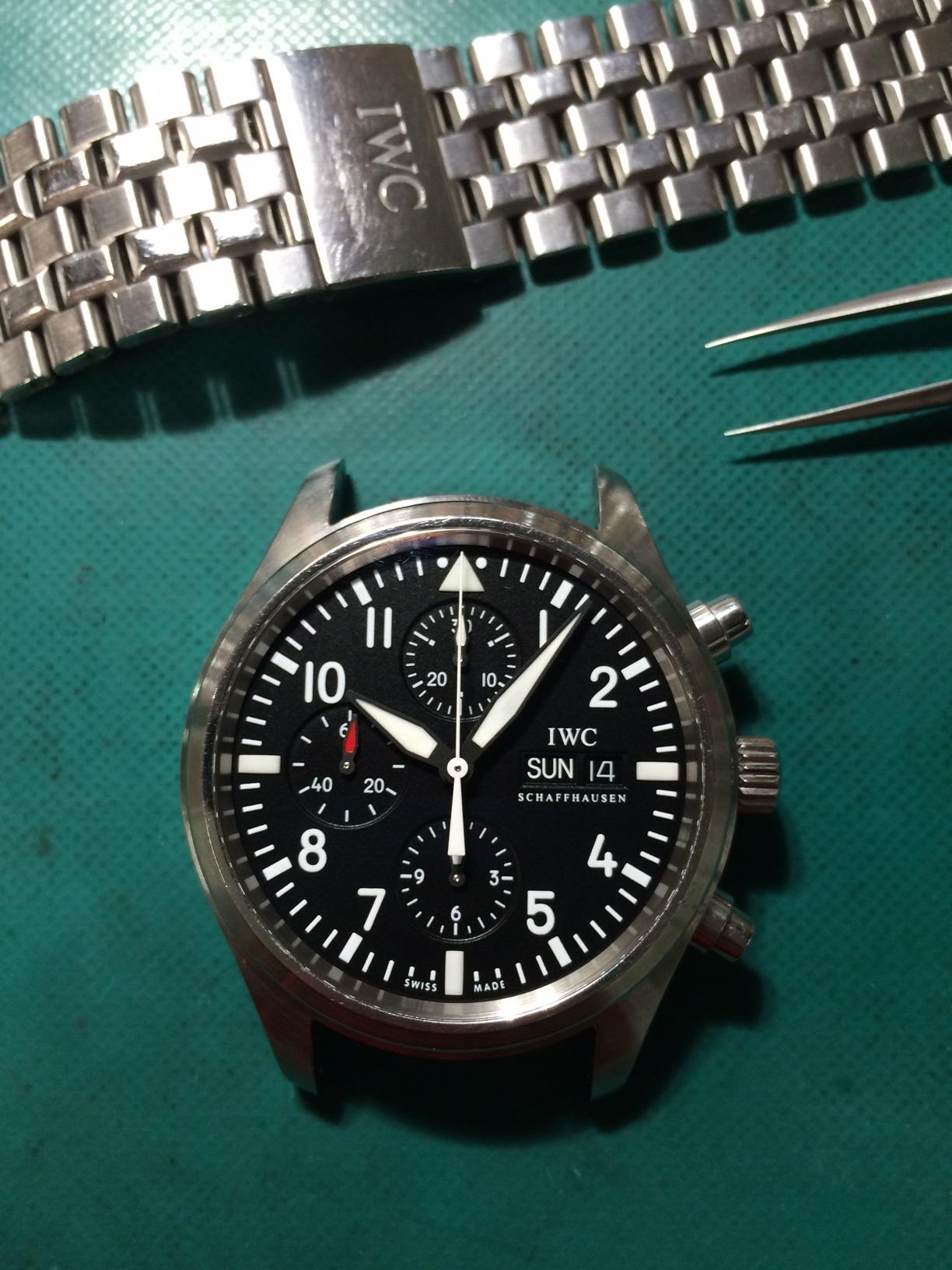 パイロットになれたらインターにする。静岡県藤枝市 時計 修理 ROLEX